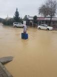 AŞIRI YAĞIŞ - Mersin'de Yağışlar Etkisini Azaltarak Devam Ediyor