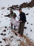 Muş DKMP Yaban Hayvanları İçin Doğaya Yem Bırakıldı