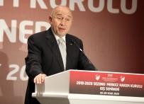TÜRKIYE FUTBOL FEDERASYONU - Nihat Özdemir Açıklaması 'Hakemlerimiz İlk Yarıda Baskı Altında İyi Performans Sergilediler'