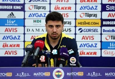 Ozan Tufan Açıklaması 'Önemli Olan Fenerbahçe'de Oynamak'