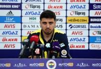 VE GOL - Ozan Tufan Açıklaması 'Önemli Olan Fenerbahçe'de Oynamak'