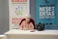 Pınar Kür, Ataşehir'de Okurlarıyla Bir Araya Geldi