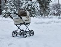NORVEÇ - Rusya'da uyuması için balkona bırakılan bebek donarak öldü