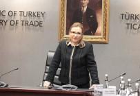 Ruhsar Pekcan - Ticaret Bakanı Ruhsar Pekcan Açıklaması 'İhracatçılarımız Ön İzin Belgesini Tarım Bakanlığından Alacak'
