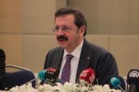 EĞİTİM DÜZEYİ - TOBB Başkanı M. Rifat Hisarcıklıoğlu Açıklaması 'Bu Yıl Dünyada İlk 500 Üniversite Arasına 2 Türk Üniversitesi Girdi'