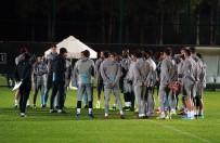 YARIŞ - Trabzonspor'da Keyifli Antrenman
