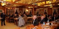 SAKARYA ÜNIVERSITESI - Trakya Üniversitesi MEYOK 5. Danışma Kurulu Toplantısı Yapıldı