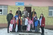 TÜGVA'dan Köy Çocuklarına Yardım