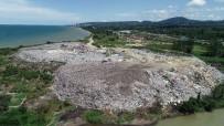 Ünye'de 35 Yıllık Çöp Kapandı