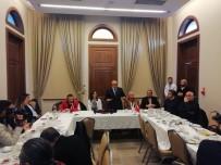 ACıBADEM - Acıbadem Kayseri Hastanesi, Gazetecilere Ergonomi Ve Egzersizler Hakkında Bilgi Verdi