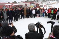 ERGAN DAĞI - Alp Disiplini Kayak Ligi Eleme Yarışmaları Ödül Töreniyle Sona Erdi