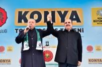 Başkan Altay Açıklaması 'Konya Teknoloji Endüstri Bölgesi Şehrimize Hayırlı Olsun'