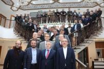 Başkan Kavuş Açıklaması 'Meram'da En Kolay İş Başkana Ulaşmak'