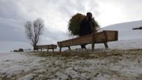 Besicilerin Zorlu Kış Mesaisi