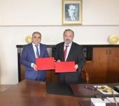 BEÜ; Zonguldak PTT Başmüdürlüğü İle Protokol İmzaladı