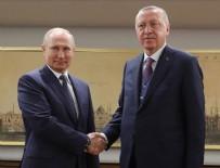 BASRA KÖRFEZI - Çavuşoğlu: Erdoğan ve Putin Libya için ateşkes çağrısı yapıyor