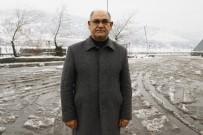 KEPÇE OPERATÖRÜ - Çığ Düşen Bölgede Kar Geçit Vermiyor