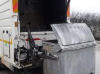 Çöp Konteynerler Pırıl Pırıl Olacak