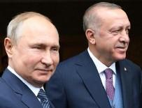AÇILIŞ TÖRENİ - Cumhurbaşkanı Erdoğan'dan Putin'e dikkat çeken hediye