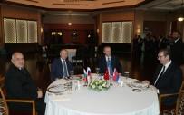 SIRBİSTAN CUMHURBAŞKANI - Cumhurbaşkanı Erdoğan, Liderleri Yemekte Ağırladı