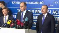 DIŞİŞLERİ BAKANLARI - Cumhurbaşkanı Erdoğan ve Putin'den ateşkes çağrısı!