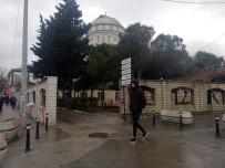26 EYLÜL - Depremde Minaresi Yıkıldı, Fırtınada Kubbe Kaplaması Söküldü
