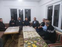 EMNİYET AMİRİ - Dumlupınar'ın Selkisaray Köyü'ne Konak