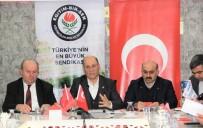 EĞITIM BIR SEN - Eğitim-Bir-Sen Adana Şubesi Türkiye Birincisi