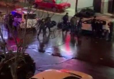 Emre Tyler Mays, Cinayetine Müdahale Etmeyen Polis Açığa Alındı