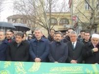HULUSI ŞAHIN - Esenler Belediye Başkanı Tevfik Göksu'nun Acı Günü