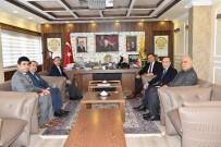 Gençlik Ve Spor Bakan Yardımcısı Ersöz'den DÜ Rektörü Gül'e Ziyaret