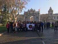 SULTANAHMET - GKV'li Öğrenciler İstanbul'da