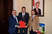 ÇEVRE BAKANLIĞI - Gömbe Panayır Alanı Projesi İşbirliği Protokolü İmzalandı