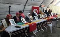 HDP Önünde, Ailelerin Evlat Nöbeti 128'Nci Gününde