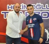 HEKIMOĞLU - Hekimoğlu Trabzon, Abdulkadir Özdemir'i Transfer Etti