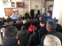 GÖREV SÜRESİ - Hüyük'te Belediye Meclis Toplantısı Yapıldı