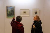 YALIN - İki Akademili Sanatçının Anısına Maltepe'de Resim Sergisi Açıldı