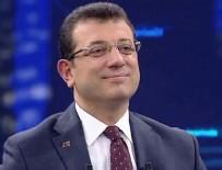 ÇEVRE BAKANLIĞI - İmamoğlu'ndan Kanal İstanbul açıklaması