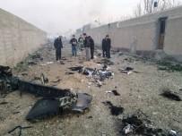 TAHRAN - İran'da düşen uçaktaki tüm yolcu ve mürettebat öldü
