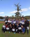 GENÇ KIZ - Isparta Spor Lisesi Aydın'da Final Vizesini Aldı