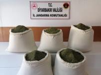 Jandarma Operasyonlarından Korkup Toprağa Gömdüğü 162 Kilogram Esrar Ele Geçirildi