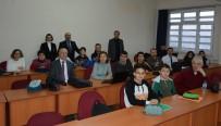 MUSTAFA YAŞAR - Karabük'te Öğrenciler Endüstri 4.0 İle Tanışıyor