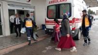 Karbonmonoksit Gazından Etkilenen 4 Kişi Hastaneye Kaldırıldı