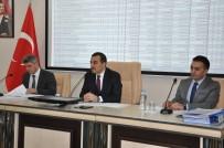 TÜRKER ÖKSÜZ - Kars'ta 2020 Yılının İlk Koordinasyon Kurulu Toplantısı Yapıldı