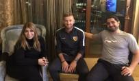 PEDRO - Kayserispor'un Brezilyalı Futbolcusu Henrique Açıklaması