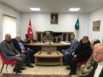 Milletvekili Dülger'den Garnizon Komutanı Cihanoğlu'na Ziyaret