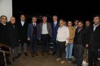 BAŞÖRTÜSÜ - Milletvekili Kahtalı Ve Başkan Güder Vatandaşlarla Buluştu