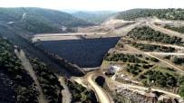 SONBAHAR - Musacalı Barajı'nın Yarısı Bitti