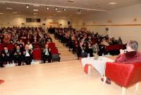 MUSTAFA KARATAŞ - Mustafa Karataş'tan 'Dini Değerler' Konferansı