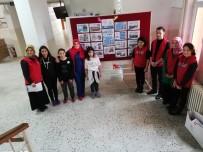 Okul Panolarını Gençlik Merkezi Renklendirdi